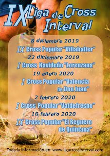 Liga de Cross Interval 2019/2020