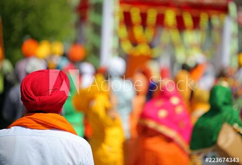 Guru Nanak Jayanti Festivities