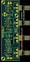 PCB Tone Control Transistor MONO