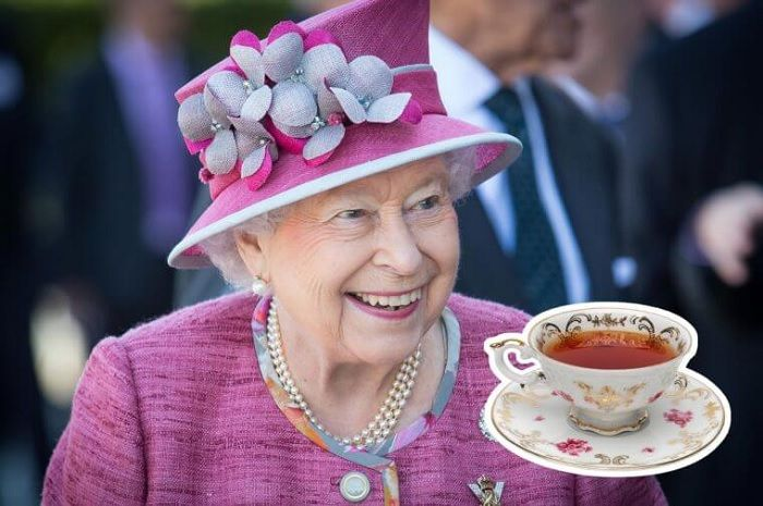 Peek at the Luxury Of Queen Elizabeth Family Tea, $602 Once Drank