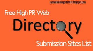 Dofollow Directory Submission Sites