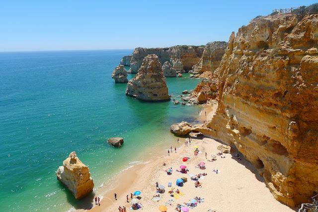 Algarve - 3 powody dla których trzeba zobaczyć południowe wybrzeże Portugalii