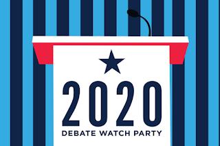 Watch, Host An Event- Next Dem Primary Debates, July 30th & 31st