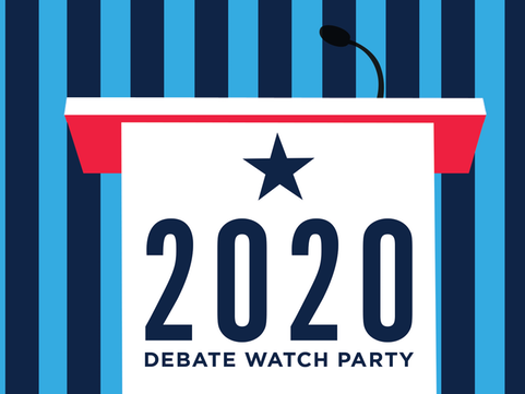Watch Tonight: October 15th- Democratic Presidential Debate