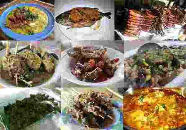 Keragaman Makanan