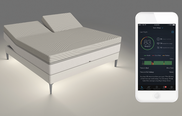 CES 2018: Sleep Number 360 smart bed with Automatic snore detection and adjustment announced