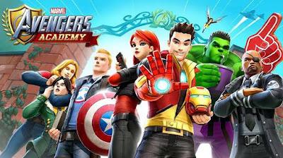 Download Marvel: Avengers Academy MOD APK (Free Shopping) v1.24.1 Online