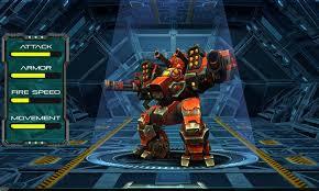 Images Game Clash of Robots Cheat Apk