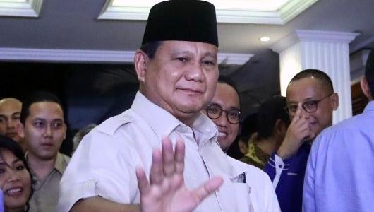 Prihatinnya Prabowo pada Penusukan Wiranto: Kekerasan Bukan Budaya Kita