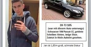 Jan Trippel Vermisst
