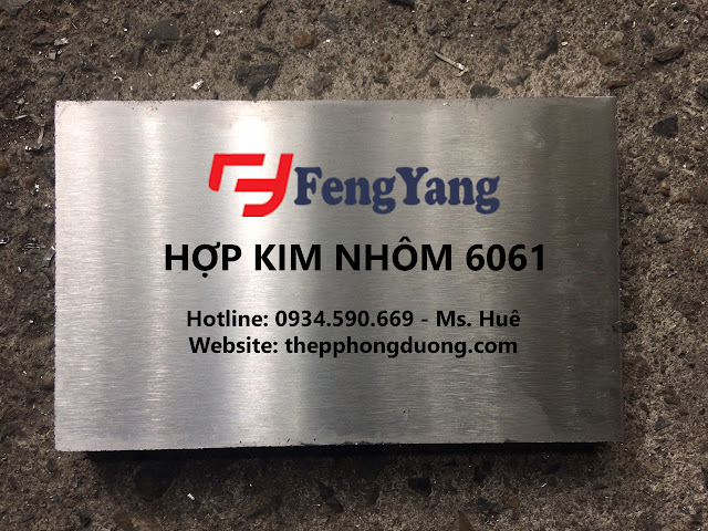 Hợp kim Nhôm 6061
