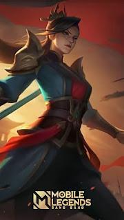 Silvanna Pure Heroine Heroes Fighter of Skins