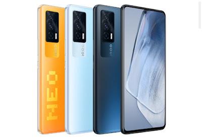 IQOO Neo 5 5G full specifications