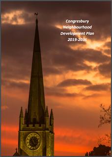 Cover image of Congresbury Neighbourhood Plan