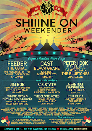 Shiiine On Weekender 2021