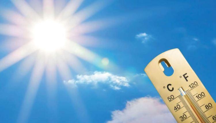 حرارة تصل 42 درجة اليوم ببعض مناطق المملكة27.09.2020