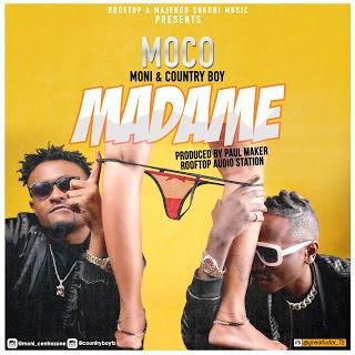Moni Centrozone X Country Boy(MOCO) - MADAME