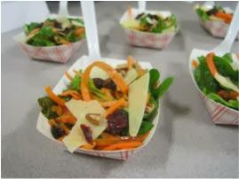 Foodcorps arkansas fresh salad for food day - Olive garden fayetteville arkansas ...