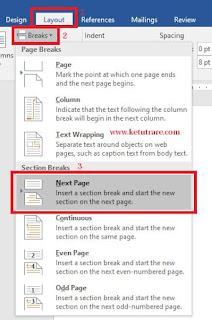 Cara Cepat dan Mudah Menggabungkan Beberapa File Skripsi Menjadi Satu File