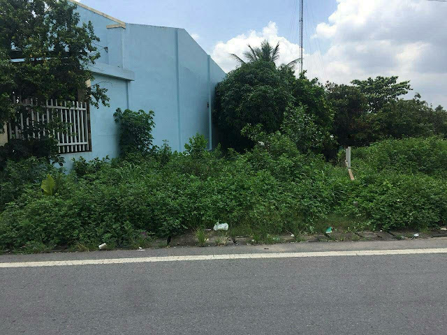 Bán nền cực đẹp mặt tiền gần 10m đường Trường Chinh, ngay trung tâm thị trấn Long Thành, Đồng Nai