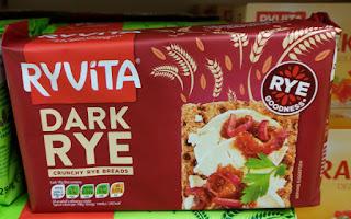 Ryvita Dark Rye Bread