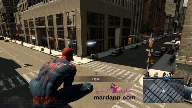 تحميل لعبة spider man 3 بحجم صغير للكمبيوتر