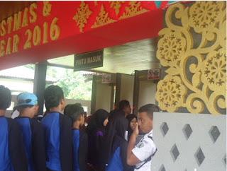 Pintu Masuk Wisata Candi Borobudur