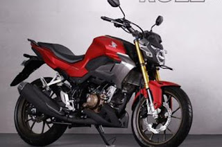 All New CB150R Streetfire Rule The Road