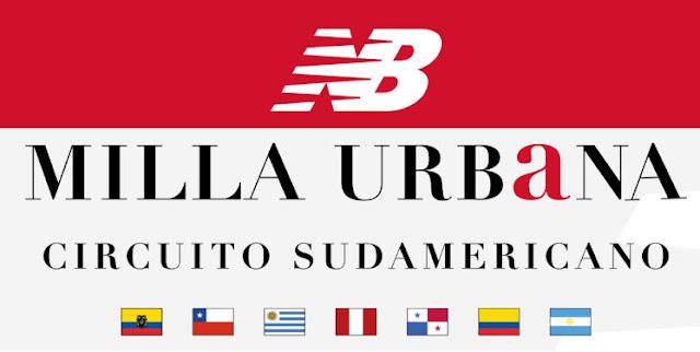 Milla urbana de New Balance llega a Montevideo (1.609 mts; Uruguay, 19/oct/2019)