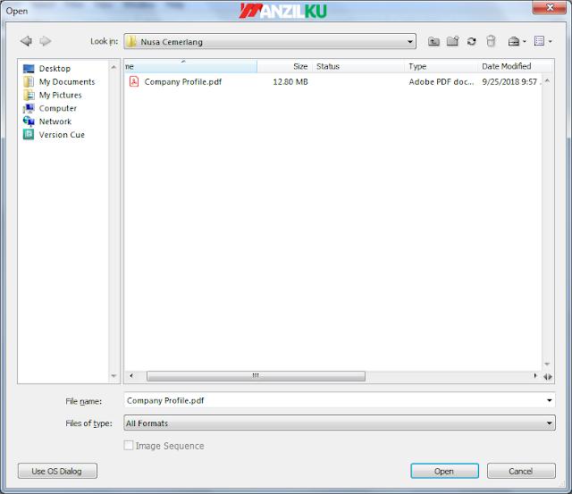Resize PDF
