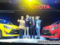 Toyota Display 20 Unit Produknya Di IIMS 2017