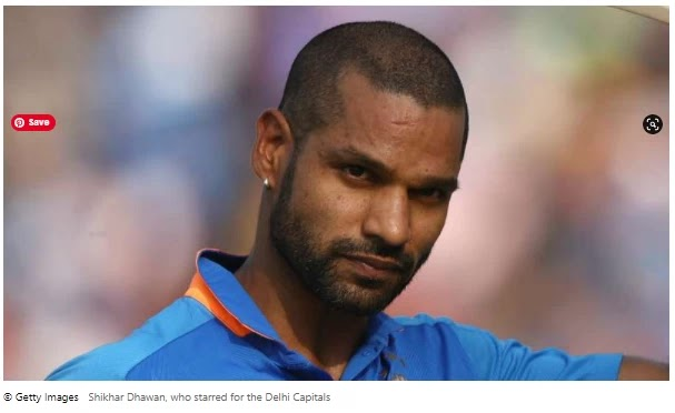 Dhawan's bravery is useless when Kings XI wins again