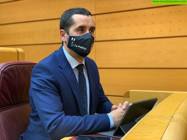 Pérez Sicilia pide la apertura de la oficina de la Seguridad Social de Los Llanos