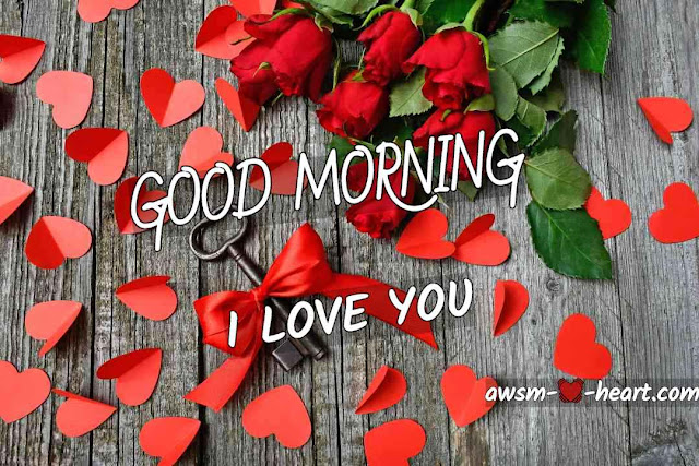 Good morning love pic hd download
