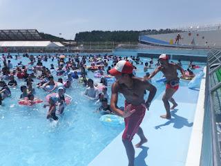 8月の辻堂海浜公園イベント