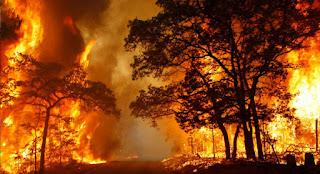 Tormenta de fuego - Tormenta ígnea