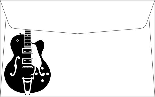 Classic Guitar Envelope