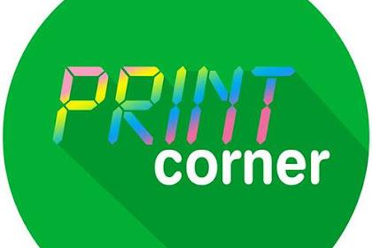 Lowongan Print Corner Pekanbaru Oktober 2019