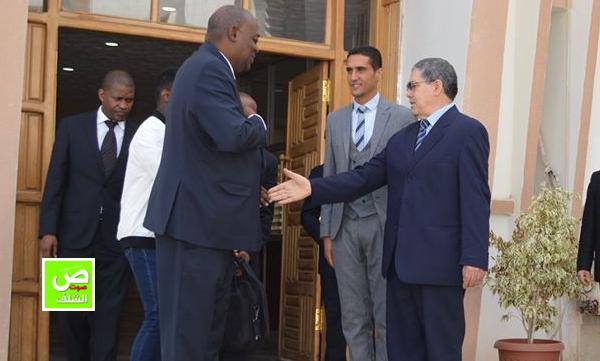 لهذه الأسباب حط سفير دولة زيمبابوي بولاية الشلف