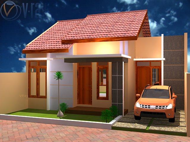 Gambar Rumah Minimalis Type 74