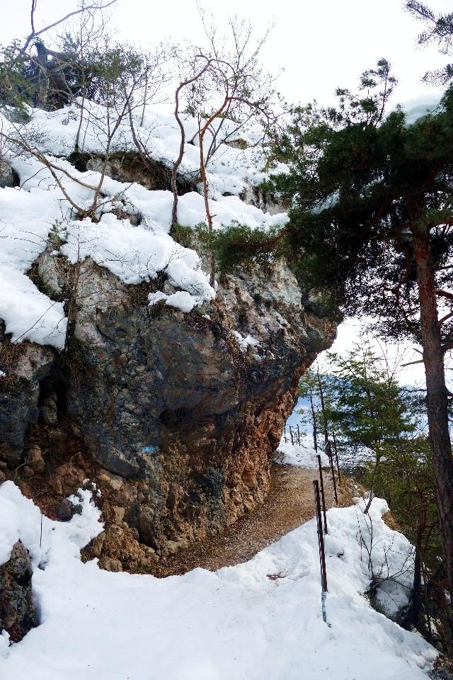 escursioni val di non neve