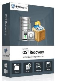 SysTools OST Recovery 7.0 Free Download