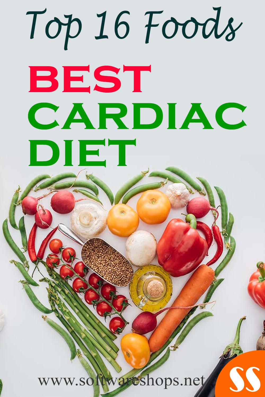 best cardiac diet top 16 foods