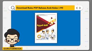 download ebook pdf  buku digital bahasa arab kelas 1 mi