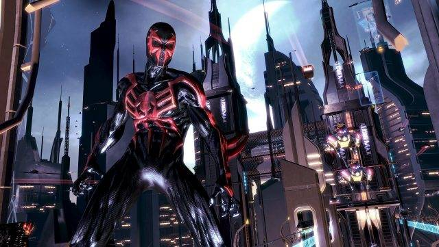 Spider-Man: Shattered Dimensions 2010