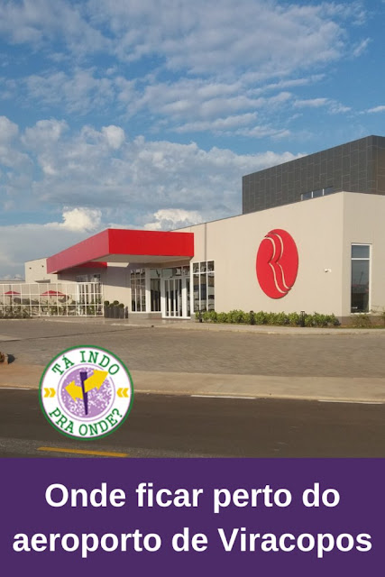Onde ficar perto do aeroporto de Viracopos? Conheça o Ramada Hotel Aeroporto Viracopos!