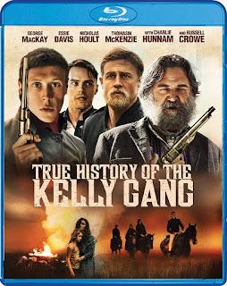 La Verdadera Historia de Ned Kelly [BD25] *Con Audio Latino