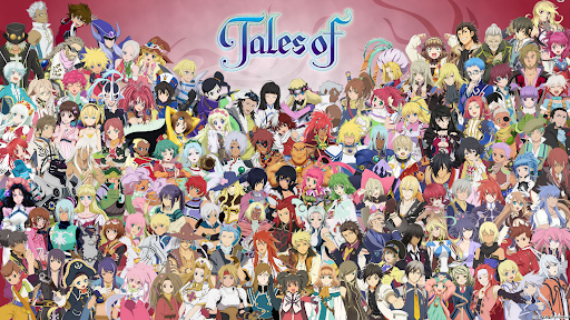 Tales of Series Forever