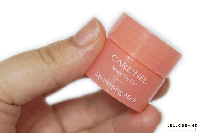 Carenel Special Lip Care Lip Sleeping Mask (Berry)