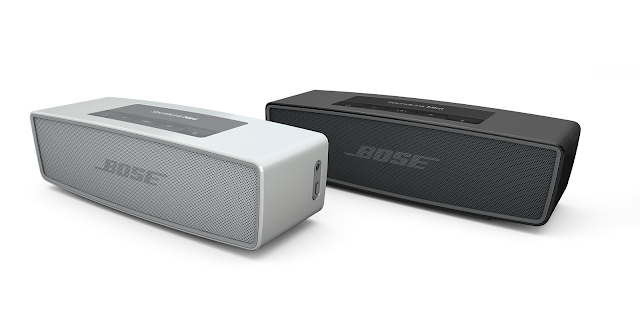 Bose SoundLink Mini II - Carbon / Pearl